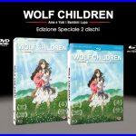 Presentato il trailer delle home video di Wolf Children