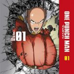 Le avventure di Saitama in DVD e Bluray, One Punch Man sta arrivando!