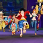 One Piece Unlimited World Red arriva su PS4 e Switch