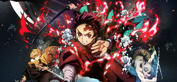 demon slayer film locandina